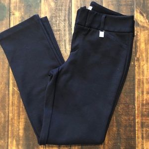 Michael Kors navy dress pant size 6 slacks